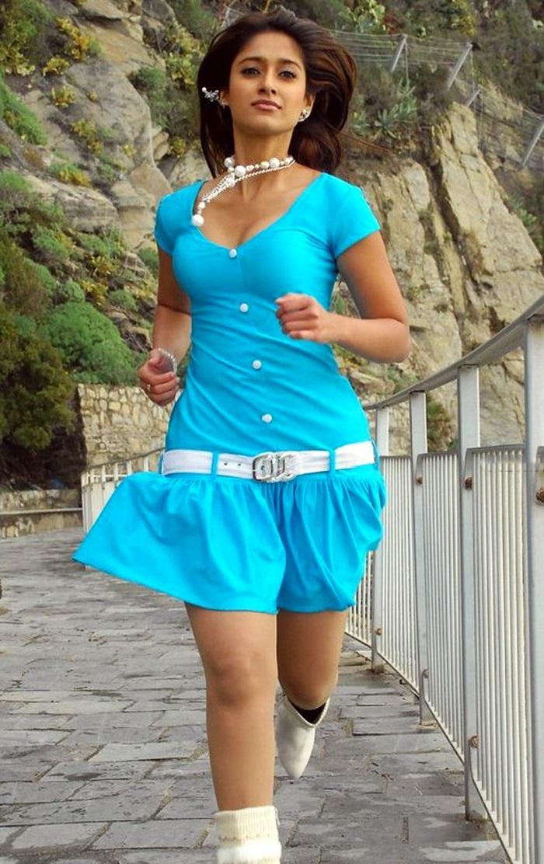 South Indian actress running