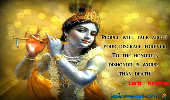Lord Krishna Quotes | Lord Krishna Quotes Welcomenri
