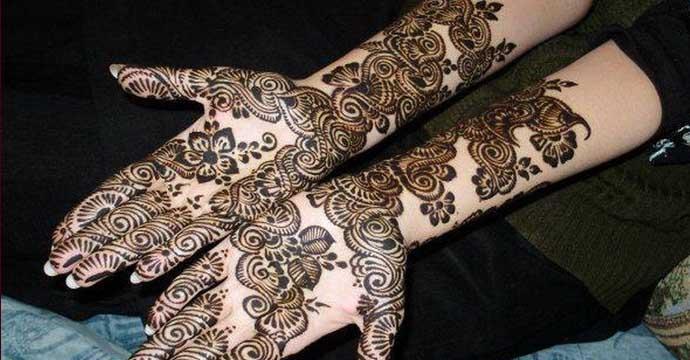 Mehndi Henna Design With Peacock Motif : Mind blowing indian mehndi designs to inspire you welcomenri