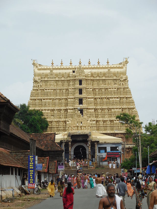 padmanabhaswamy temple gold latest news - photo #24