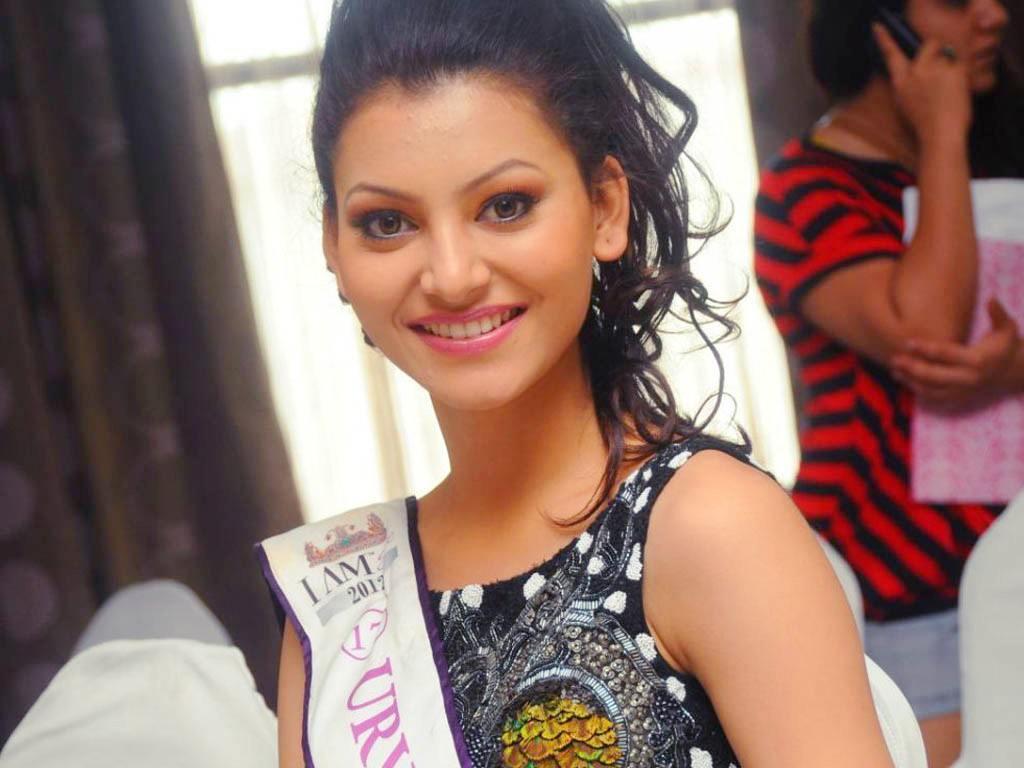 urvashi rautela beautiful hot hd photos | miss india universe 2015