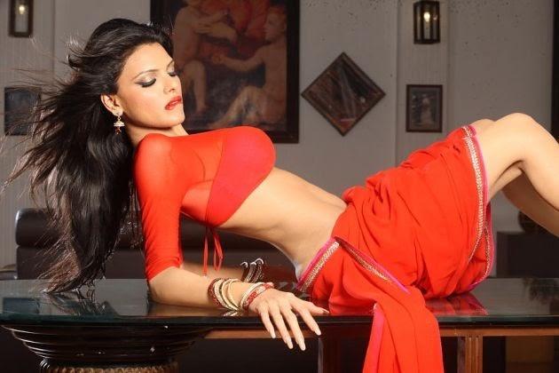 Sherlyn Chopra Exclusive Sexy Hot Wallpaper