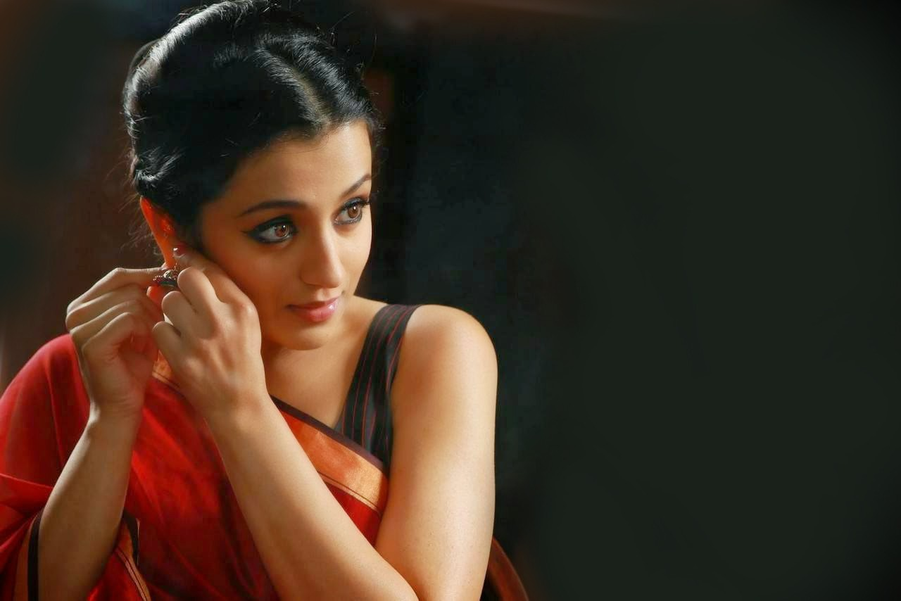 telgu actress trisha krishnan hot photos hd wallpaper | welcomenri