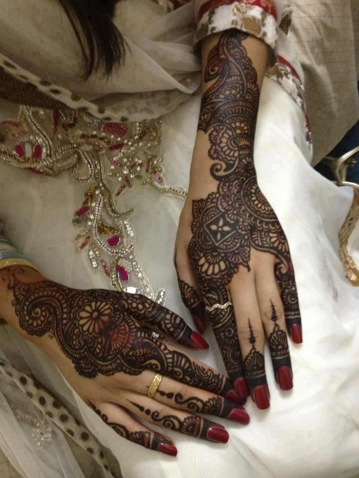 Top 20 Latest Best Beautiful Bridal Mehandi Designs Page 3 Welcomenri