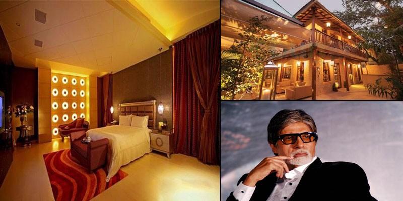 Amitabh Bachchan House Interior House Interior With Photo Of Amitabh  Bachchan House