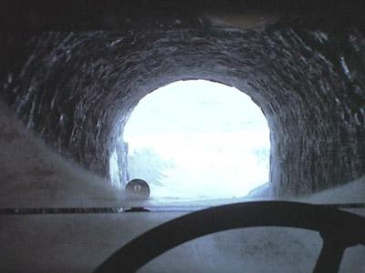 Jawahar Tunnel Located Jawahar Tunnel Banihal Tunnel