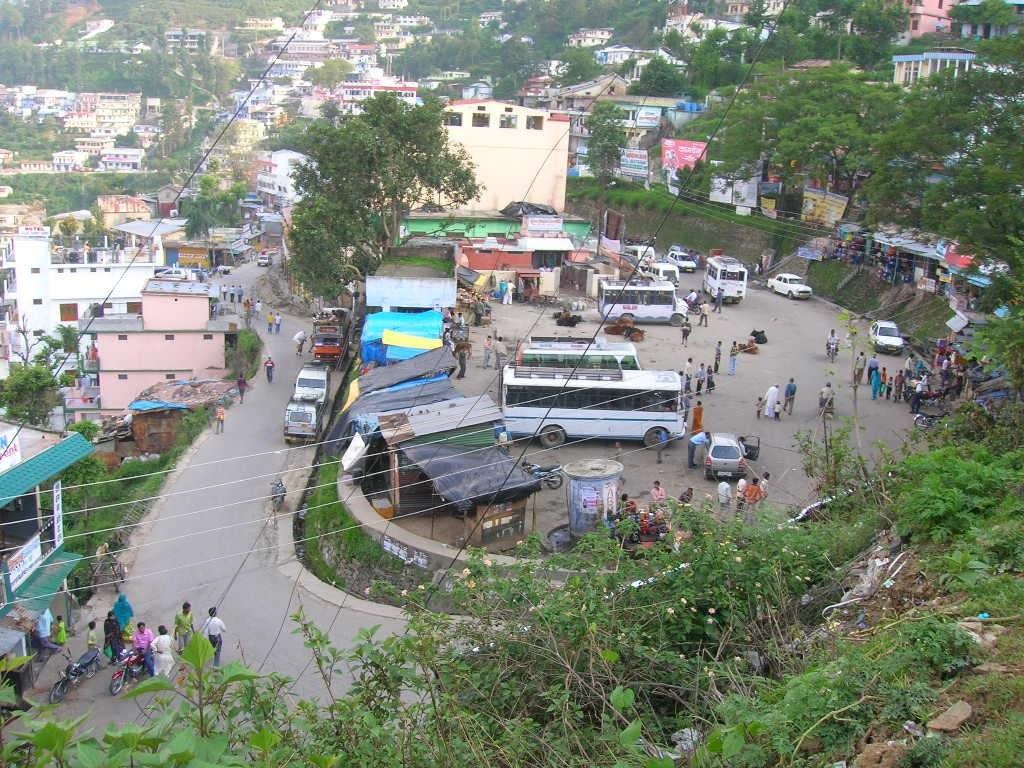 District of garhwal hari
