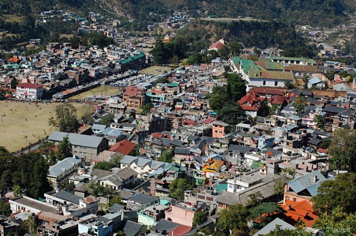 Chamba Hill Station