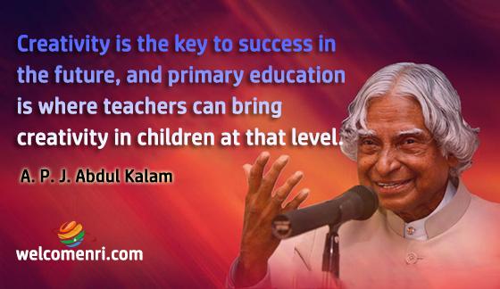 a teacher can never truly teach unless h by rabindranath