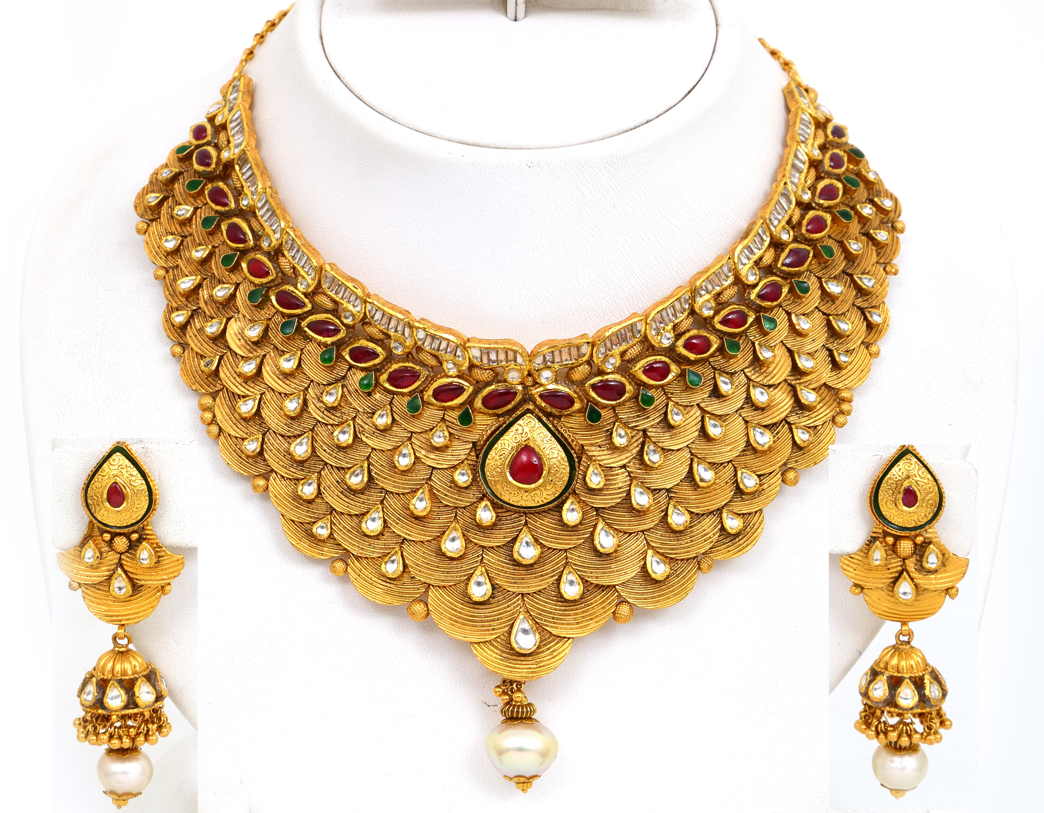 Traditional And Authentic Jewelry Of South India