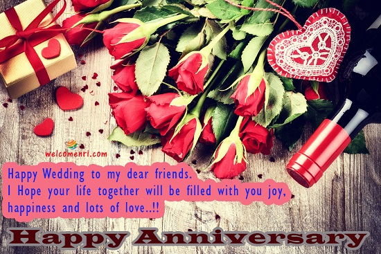 Happy marriage anniversary fb and whats app cards big welcomenri
