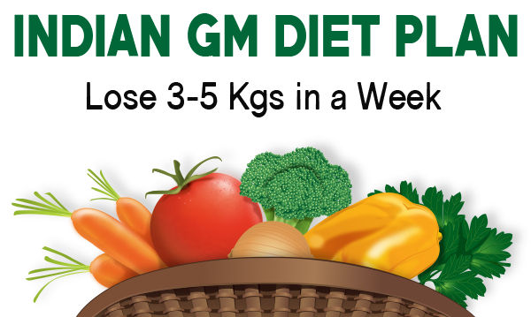 The Fastest Indian Vegetarian Diet To Lose Weight 7 Days Gm Diet