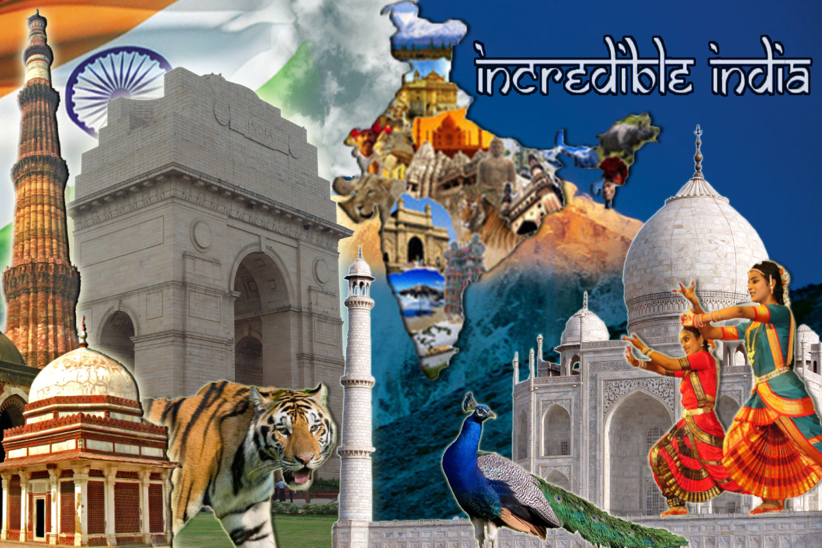essay on incredible india the land of magic and mystery