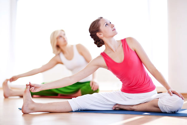 Benefits For Having Yoga Routine Weight Loss